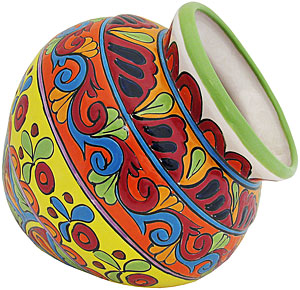 Talavera Sideways Planter