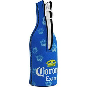 Corona Extra Zippered Coozy