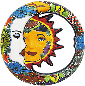 Talavera Eclipse Mirror