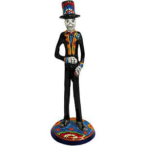 Day of the Dead Groom