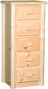 Five Drawer Lingerie Chest