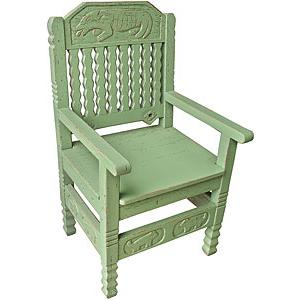 Chiapas Chair w/Arms