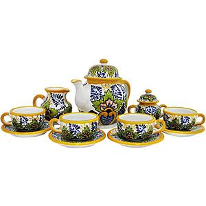 Talavera Tea Set #38