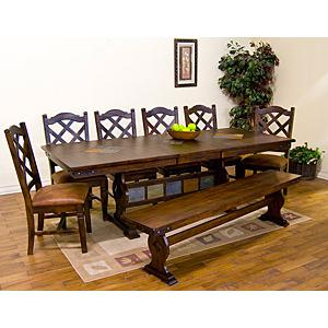 Santa FeTrestle Extension Table