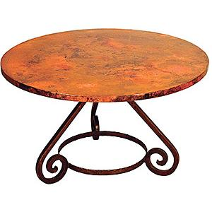 Round Azteca Dining Table