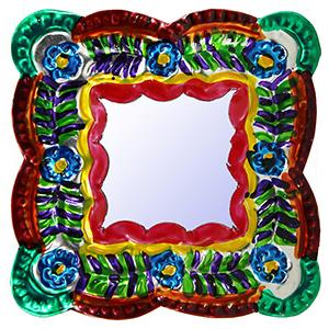 Flowers & Vines Mirror