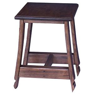 Stave Horse Stool