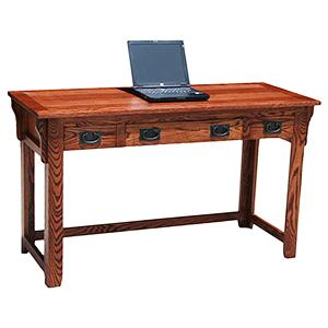 American Mission Oak 54 Laptop Desk