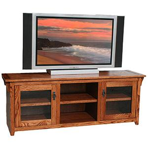 American Mission Oak64 TV Console