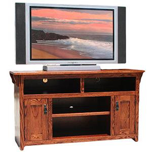 American Mission Oak54 TV Console