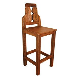 Indian Bar Stool