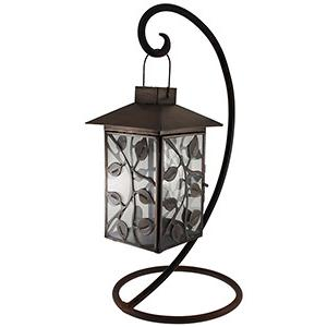 Climbing LeavesTea Light Lantern