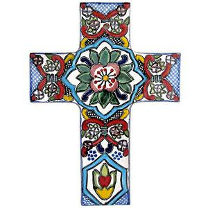 Talavera Cross
