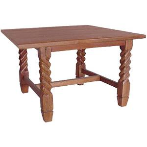 Square California Dining Table
