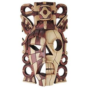 Wooden Mask:Turtle Headdress