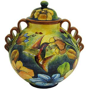 HummingbirdSmall Ginger Jar