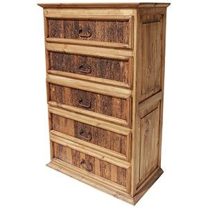 Tall 5-Drawer Dresser