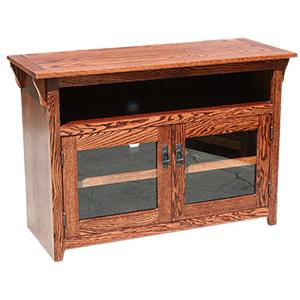 American Mission Oak44 TV Console