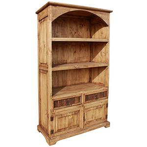 Arched Bookcase