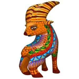 Oaxacan Woodcarvingby Zeny Fuentes