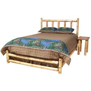 Short Northwoods Bed