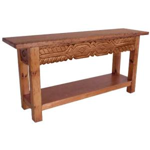 Large Barrotes Console Table