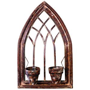 Small Gothic Planter