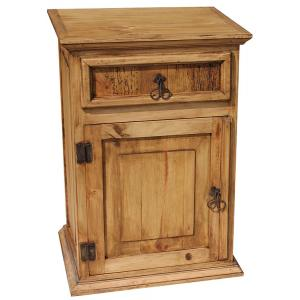 Tall Paris Nightstand(Door opens Left)