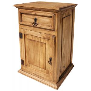Tall Liso Nightstand(Door opens Left)