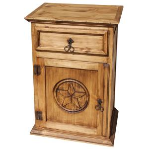 Texas Nightstand(Door opens Left)
