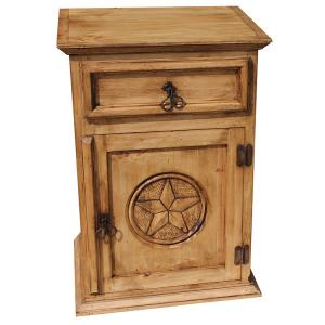 Texas Nightstand(Door opens Right)