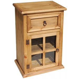 Finestra Nightstand(Door Opens Left)