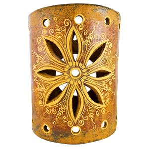 Clay Wall Sconce