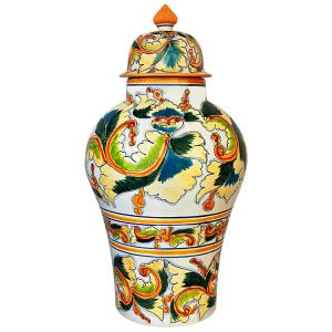 Talavera Ginger Jar