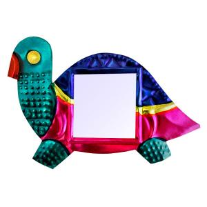 Turtle with Mirror
