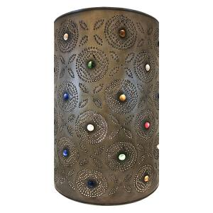 Curved BellWall Sconce