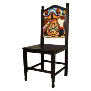 Pueblo Chair # 2