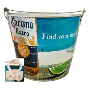 Find Your BeachCorona Beer Bucket