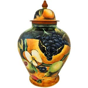Assorted FruitLarge Ginger Jar