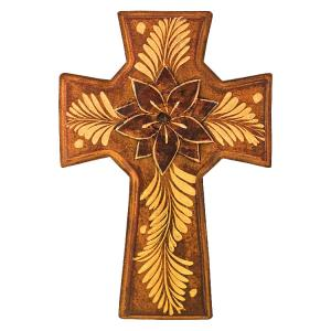 Celtic Cross w/Flower