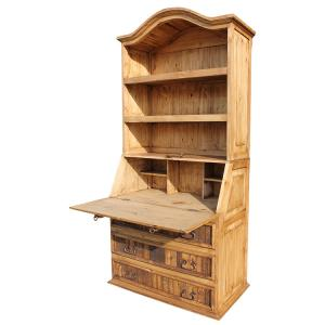 Secretary with Shelves