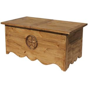 Lone Star Sliding Top Trunk