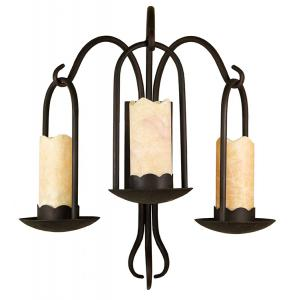 Castillo CollectionTriple Wall Sconce