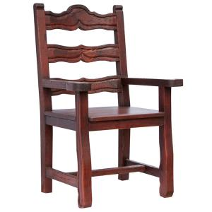 Ranch Chair w/Arms