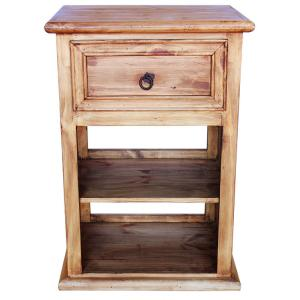 Oasis Nightstand w/Shelf