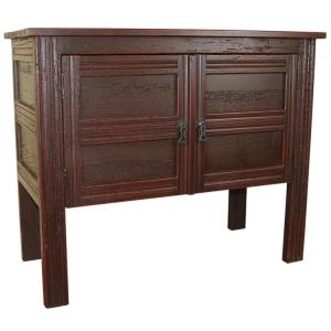 Short Country Cabinet