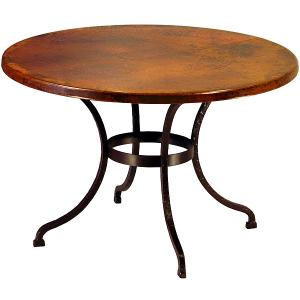 Round Sonoran Dining Table