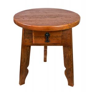 Teresa Stool w/ Drawer
