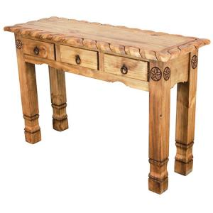 Texana Star Console Table