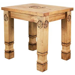 Marina Nine Star End Table